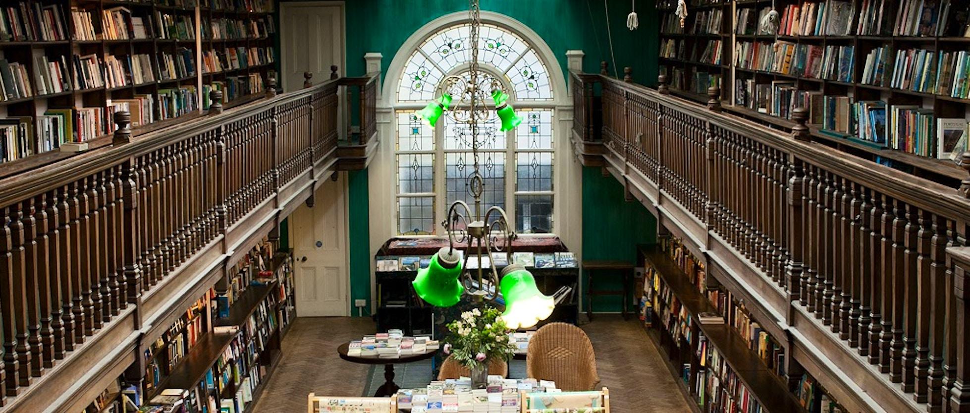 Librerie indipendenti a londra da non perdere vivi londra for Londra posti da non perdere