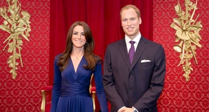 Madame Tussauds Duke and Duchess