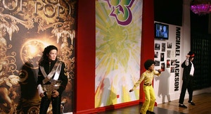Madame Tussauds Michael Jackson