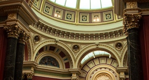 National Gallery Barry Octagon Wikimedia Commons