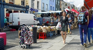 Portobello Market DncnH flickr