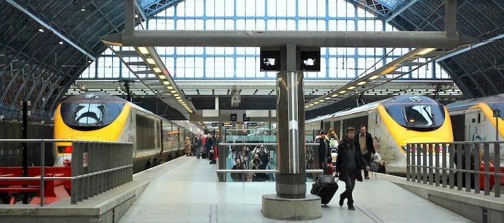 Scopri le offerte Eurostar per una gita a Parigi da Londra