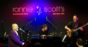 Jazz Club Ronnie Scott s Soho