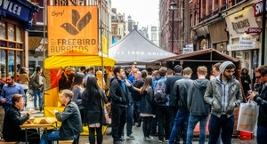 Soho Street Food Garry Knight flickr