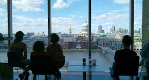 Tate Modern view James Nash flickr
