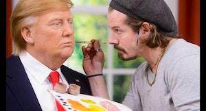 Donald Trump MT Londra02