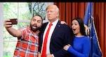 Donald Trump MT Londra03