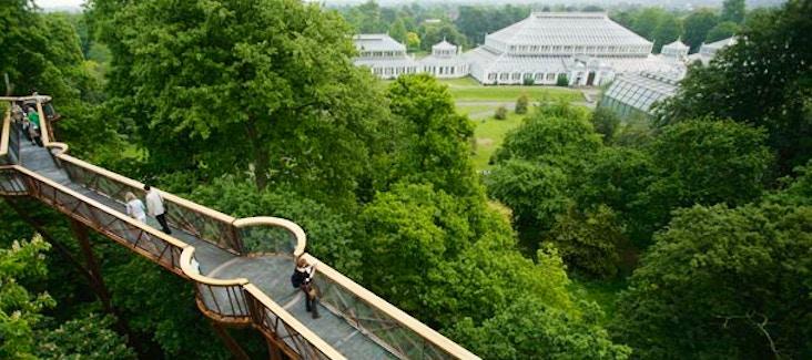 Ingresso prioritario per Kew Gardens
