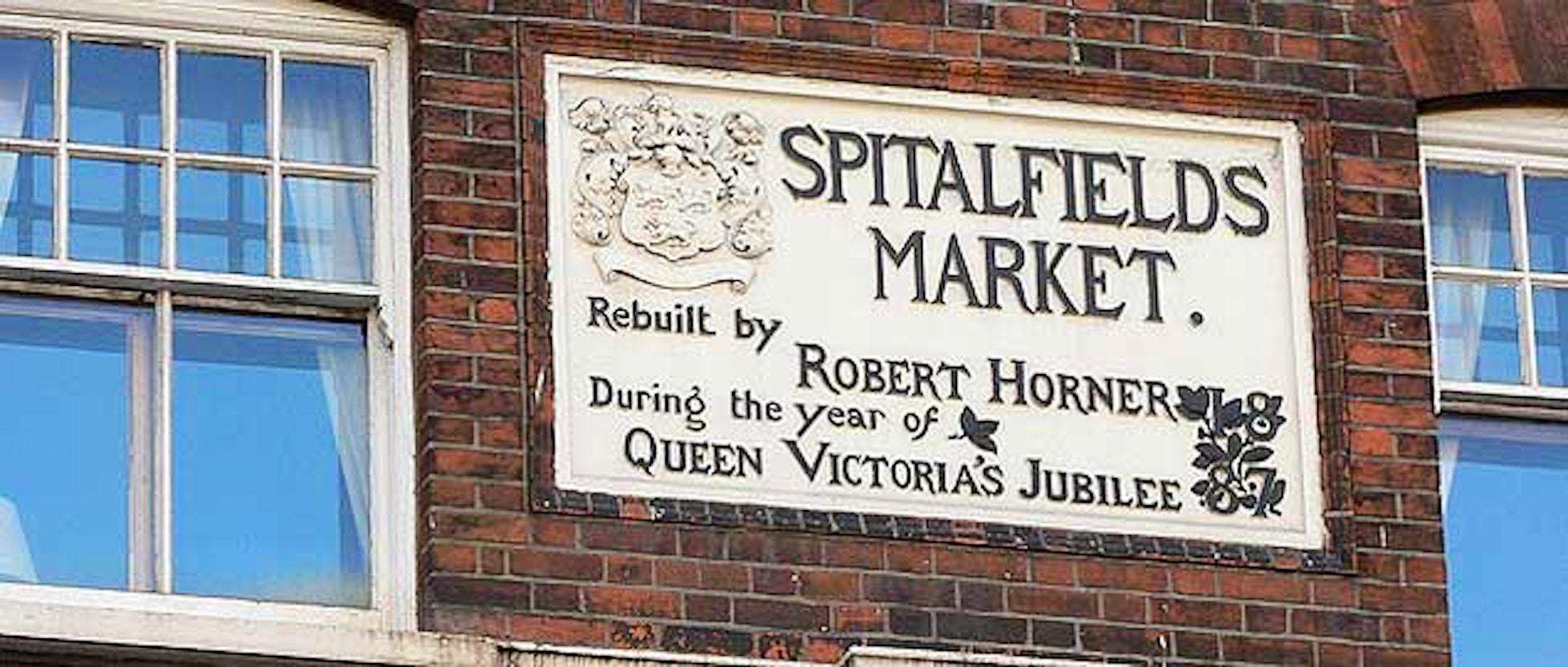Risultati immagini per old spitalfield