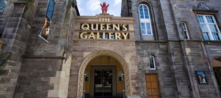 Prenota i biglietti per la Queen's Gallery con audioguida in italiano