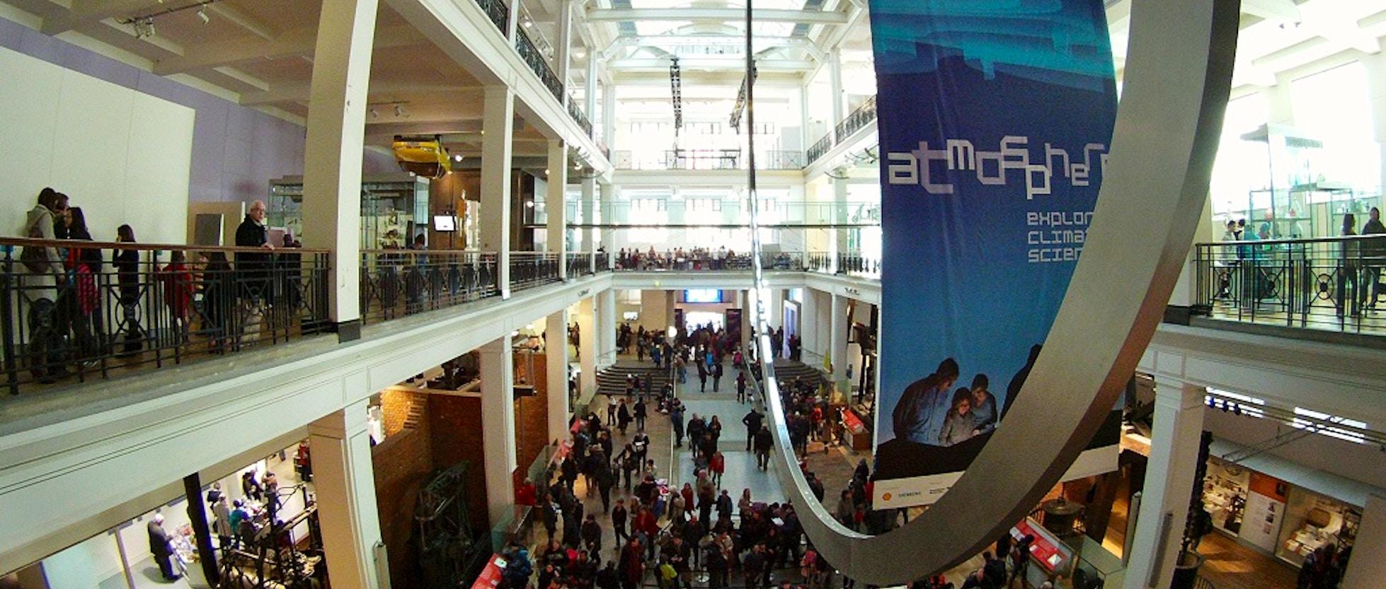 Science museum il museo della scienza informazioni e orari for 1 1 2 piani di cottage storia