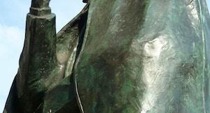 statua sherlock