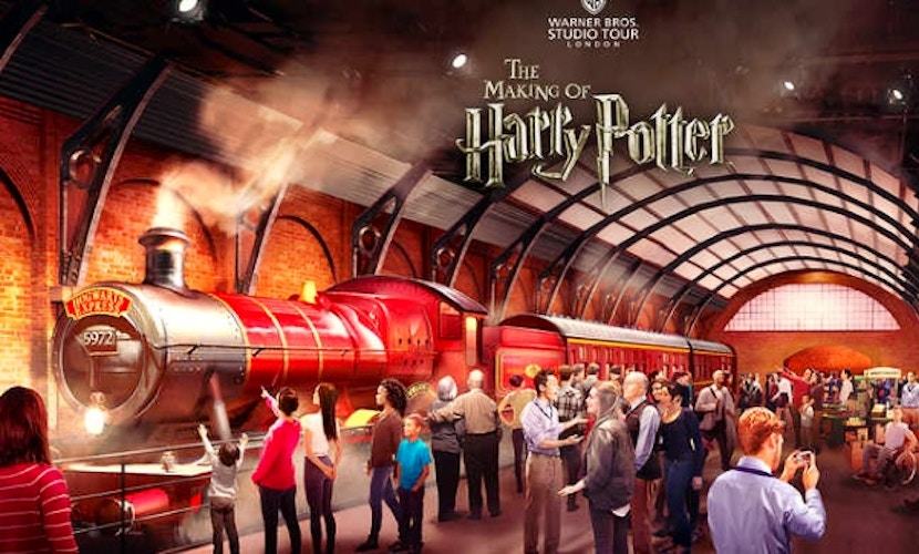 Warner Bros Studio Tour con transfer da Londra
