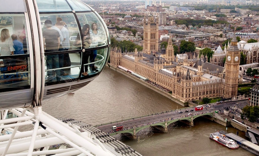 Offerta London Eye e Crociera sul Tamigi