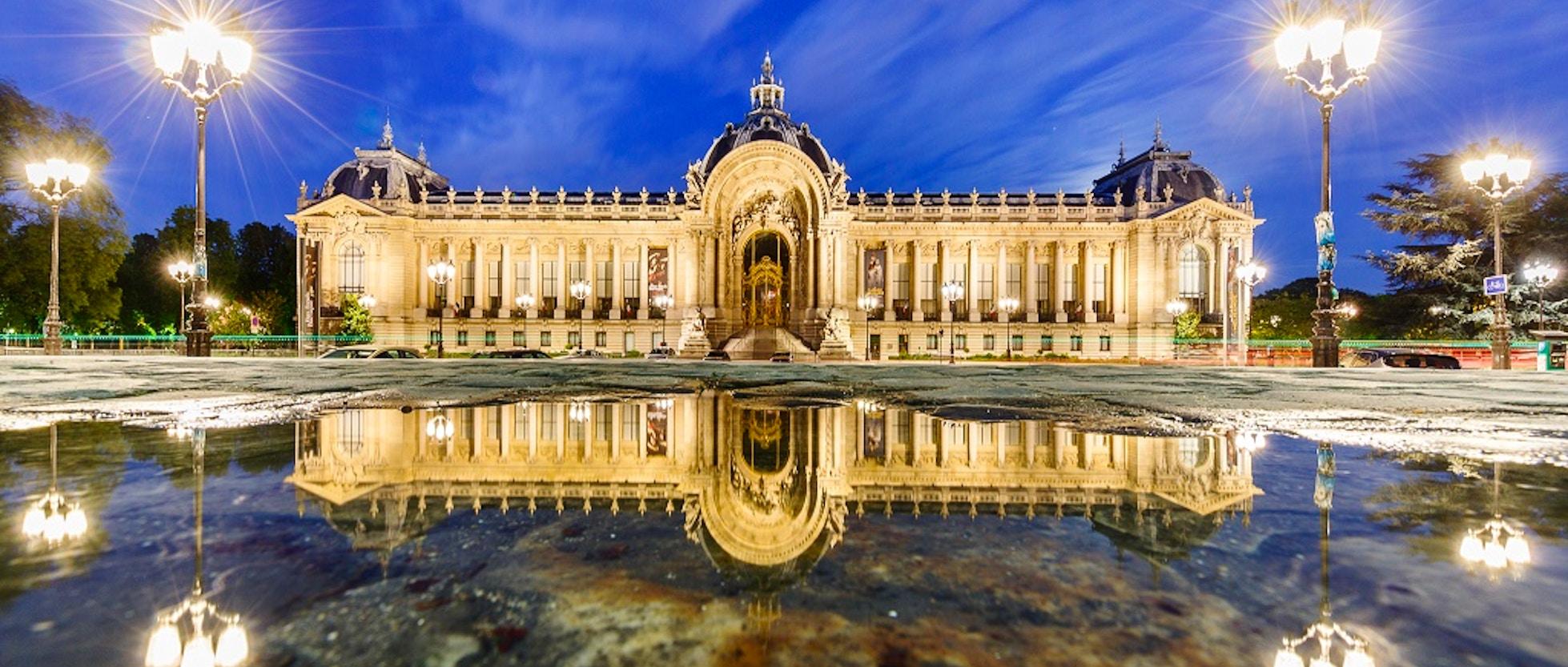 Petit palais il museo delle belle arti di parigi vivi for Architettura a parigi