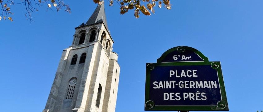 Saint germain des pr s la chiesa pi antica di parigi - Electrorama bd saint germain ...