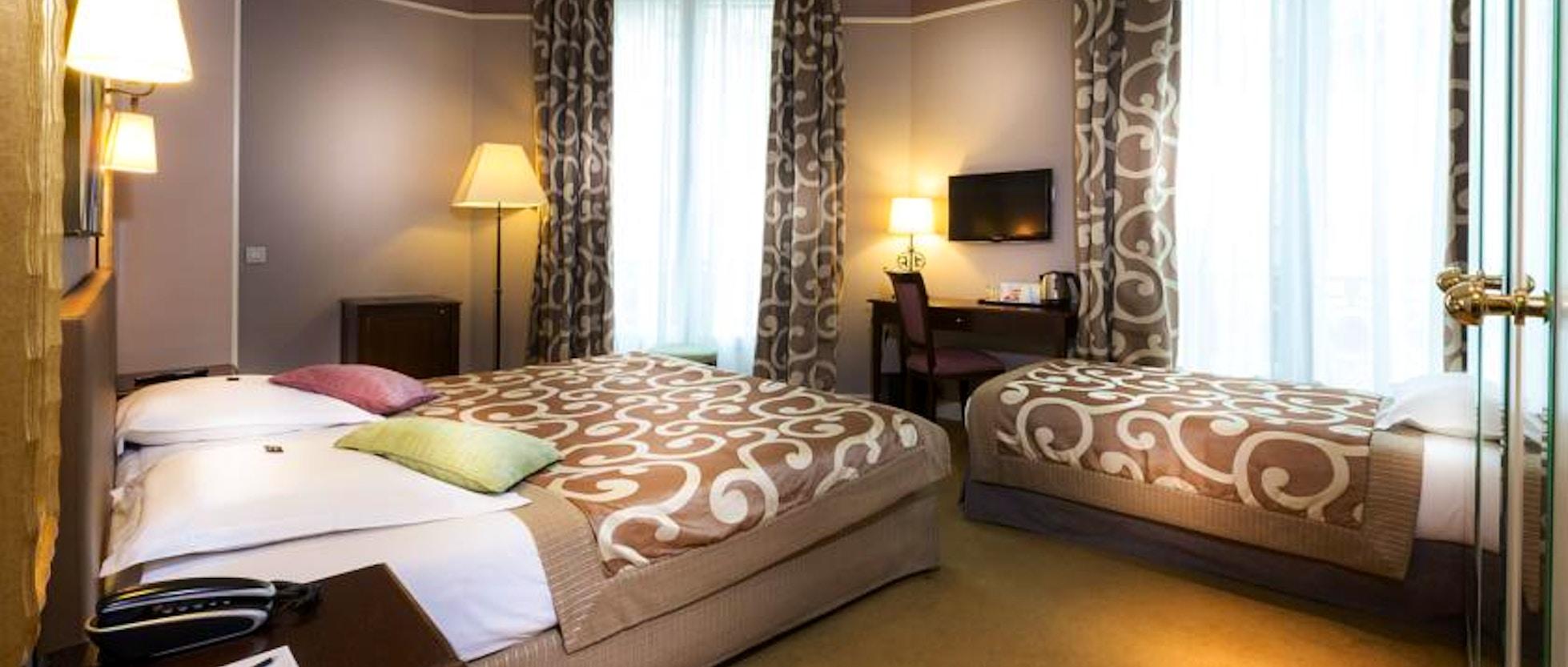 10 Hotel di Parigi perfetti per una vacanza in famiglia