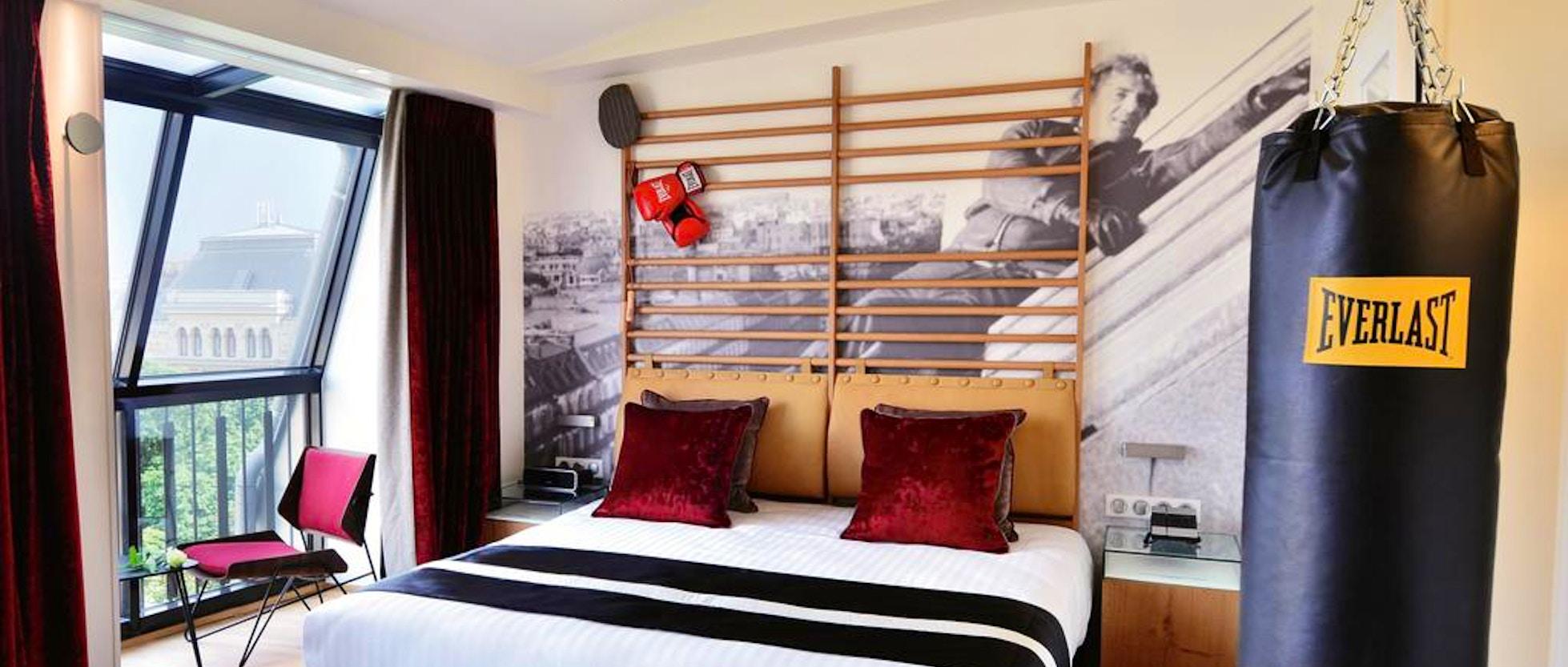Hotel particolari a Parigi per un soggiorno fuori dagli schemi