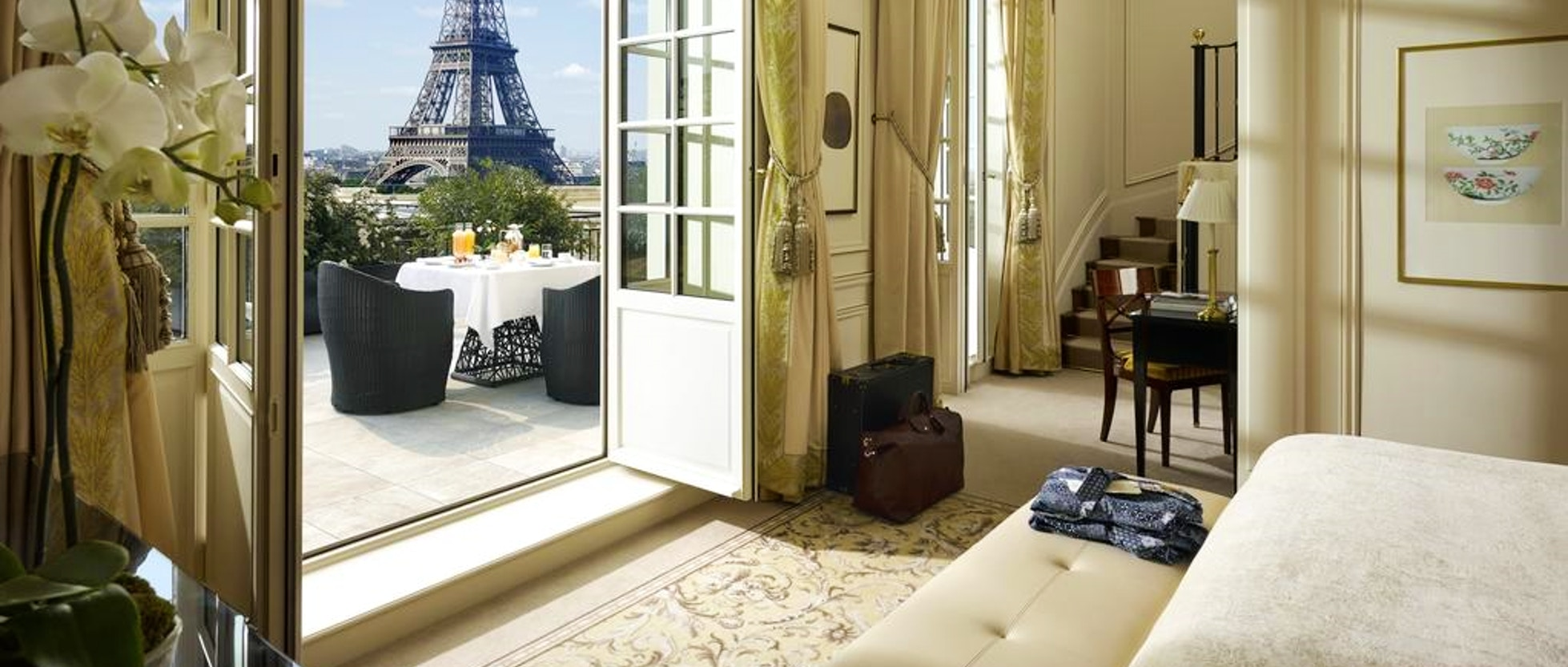 9 hotel ideali per un romantico weekend a parigi vivi parigi for Colazione parigi