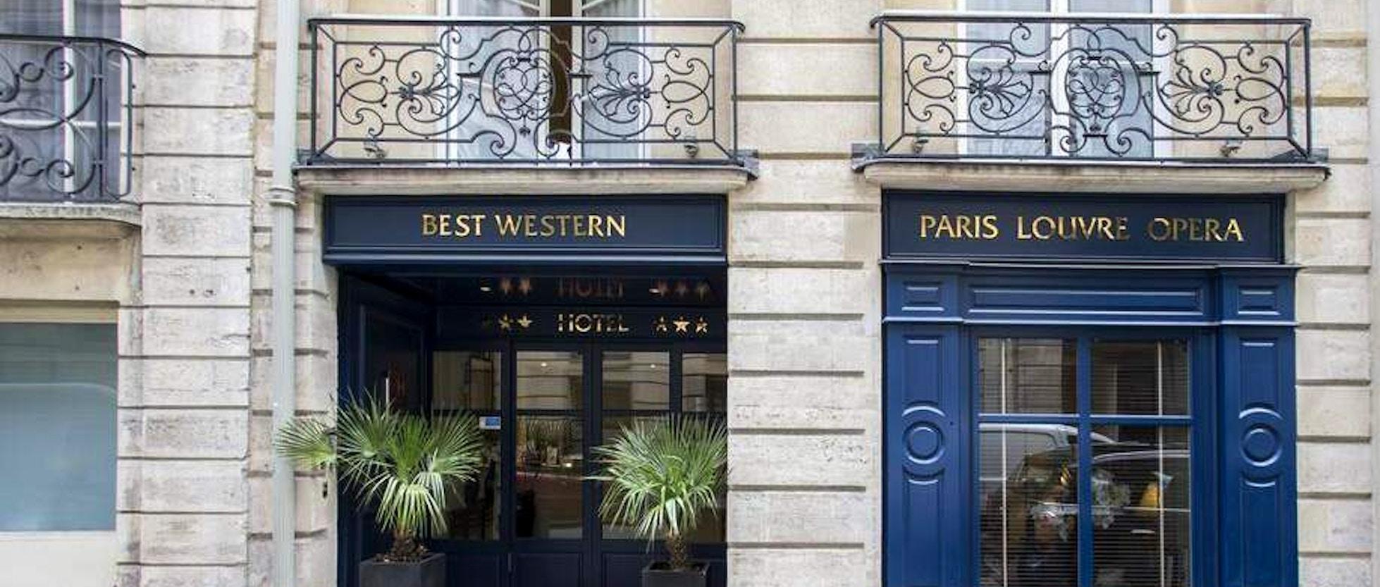 Best Western Parigi: Catena alberghiera per ogni esigenza