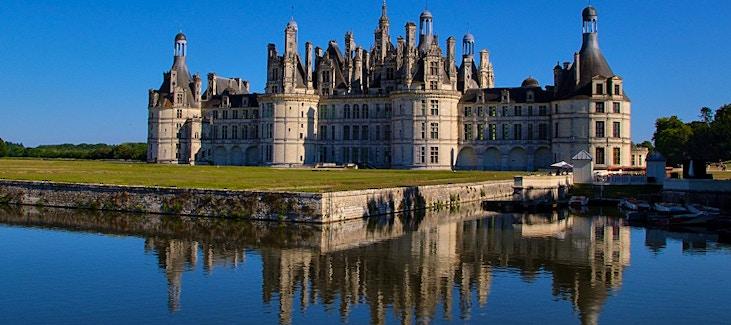 Itinerario dei castelli della loira scopri il giardino for Disegni di casa chateau francese