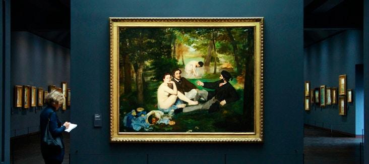 Prenota online i biglietti del Museo d'Orsay e salta la coda all'ingresso