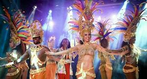 Cabaret Brasil Tropical via event finder
