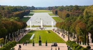 Versailles vista