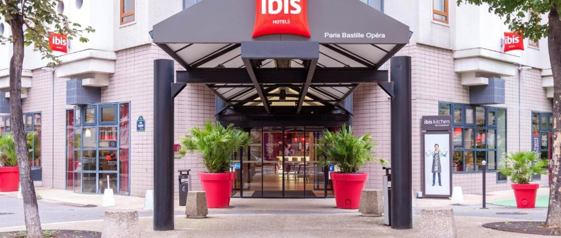 Hotel Ibis a Parigi: i migliori della catena alberghiera