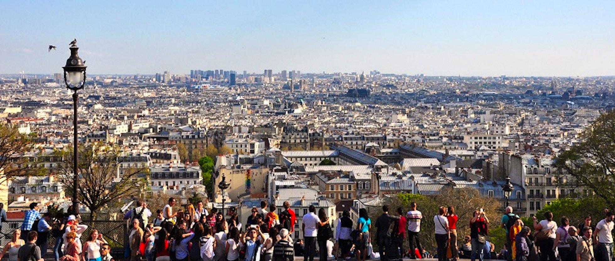 i migliori punti panoramici gratis di parigi - Zona Migliore Soggiorno Parigi 2