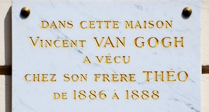Vincent and Theo Van Gogh Wikipedia Commons