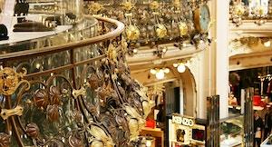 Lafayette galleries Parigi