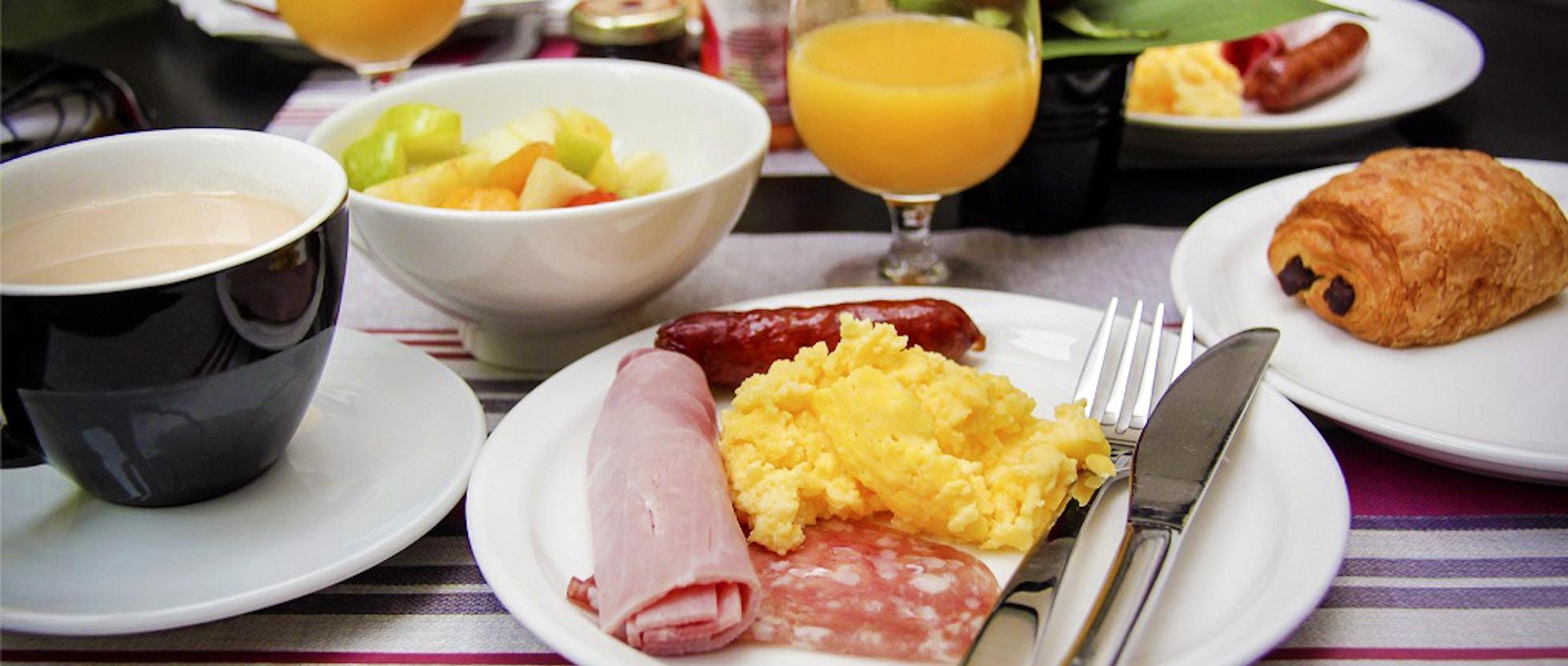 Dove fare colazione a parigi vivi parigi for Colazione parigi