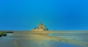 Mont Saint Michel Andre Bradin flickr