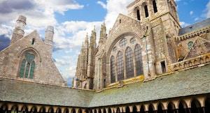 Mont Saint Michel interno