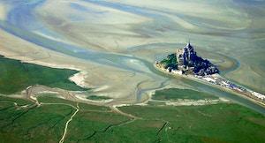 Mont Saint Michel vista altojpg