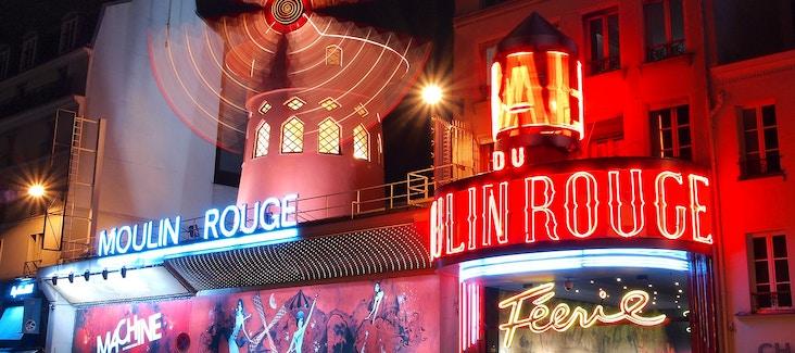 Cena Spettacolo al Moulin Rouge: Prenota ora i posti migliori