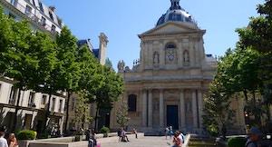 La Sorbonne via smarterparis com