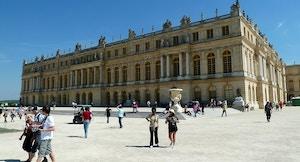 Versailles Esterno