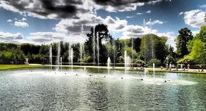 Versailles Fontana