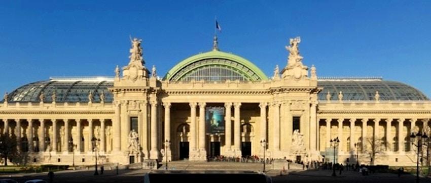il grand palais museo e gioiello architettonico di parigi
