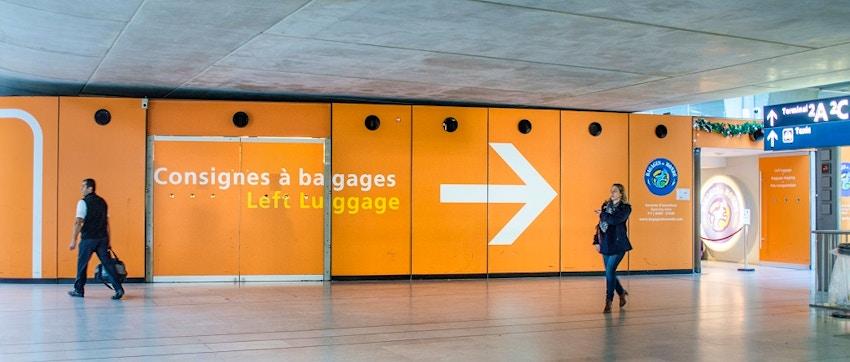 Deposito bagagli a parigi in centro nelle stazioni e nei - Quanti bagagli si possono portare in crociera ...
