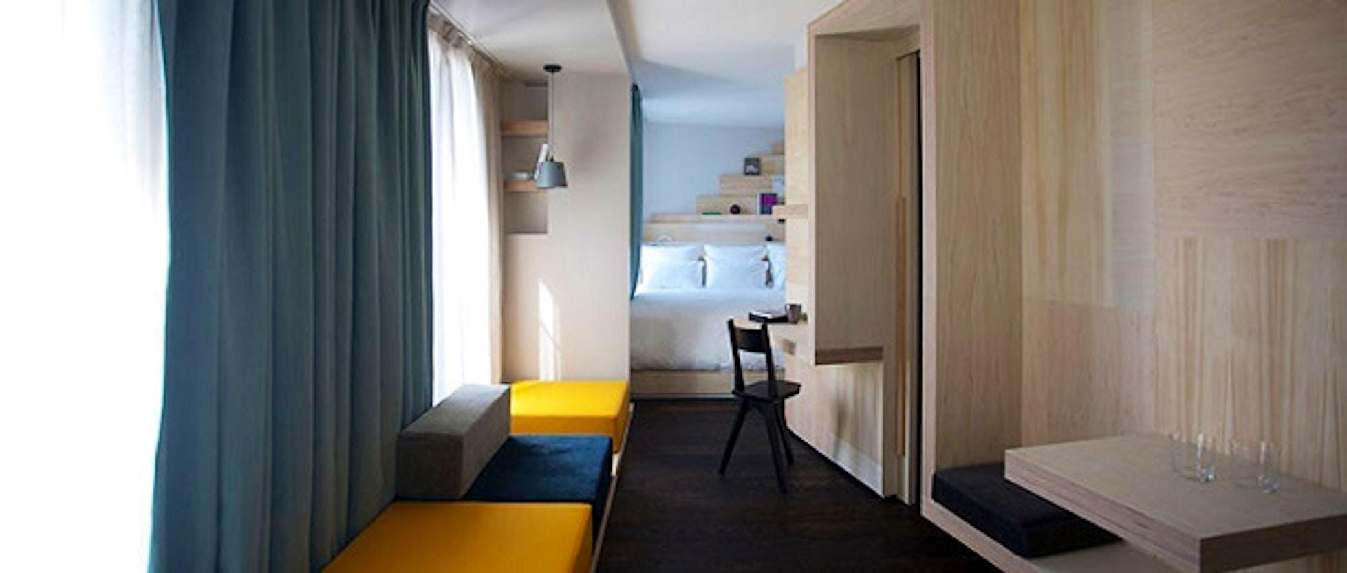 Hotel Tipi Parigi