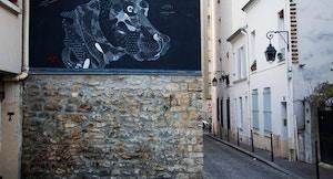 Buttes aux Cailles Street Art 3 foto di Jean Baptiste ROUX via flickr