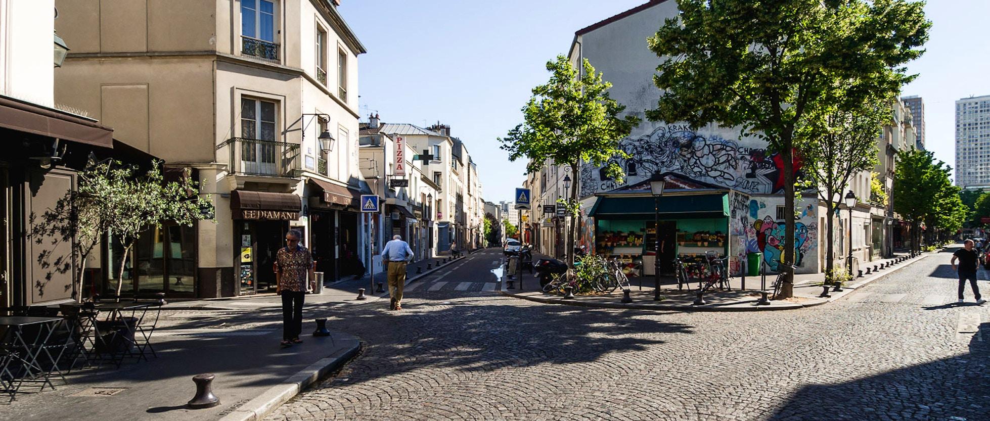 Butte aux cailles il quartiere segreto di parigi vivi - Restaurant butte aux cailles ...
