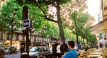 Boulevard Saint Germain Cafe