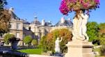 palazzo e giardini lussemburgo