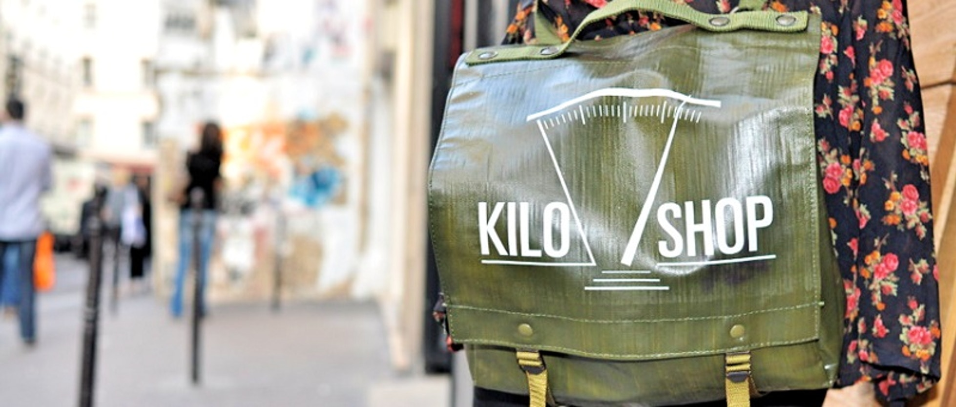 Kilo shop la catena di negozi vintage al chilo vivi parigi for Ferro al chilo