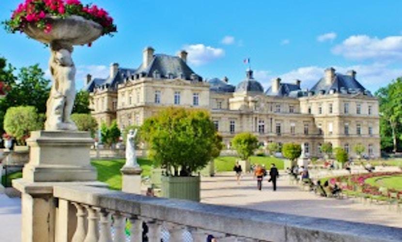 Tour dei Parchi e dei Giardini di Parigi