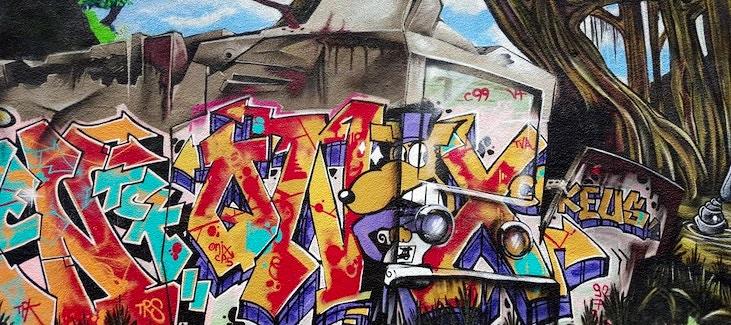 d2526dc415 Tour della Street Art a Parigi: Da Banksy ai graffiti di Jef Aérosol